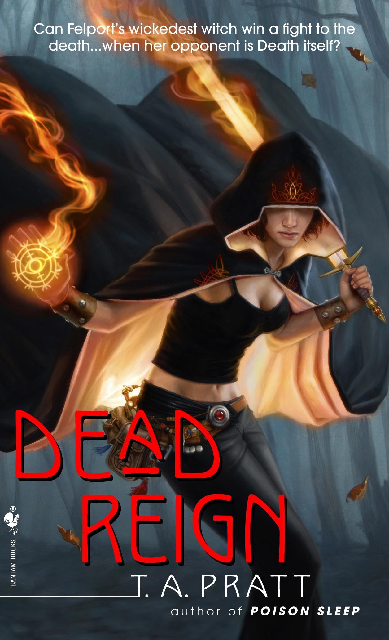 Dead Reign cover